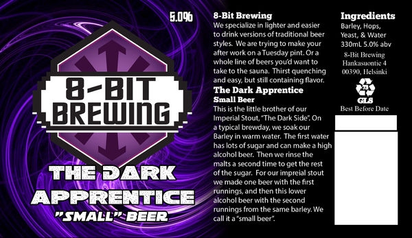 Dark Apprentice Growleri